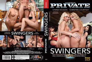 Atrakcyjne swingerki PRIVATE SWINGERS DVD 271600
