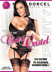 Marc Dorcel BEST OF CLAIRE CASTEL DVD 433043