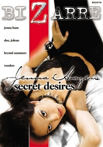 Bizarre Jenna Haze Secret Desires DVD 525760