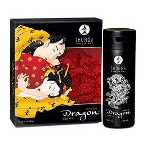 Shunga Dragon krem erekcyjny do penisa 60 ml 52009