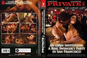 PRIVATE Swingers Party In San Francisco DVD 126513