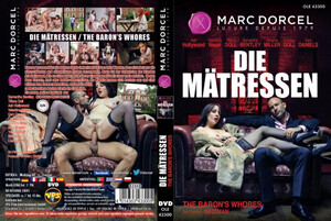 Kochanki Barona Marc Dorcel The Barons Whores DVD 433005