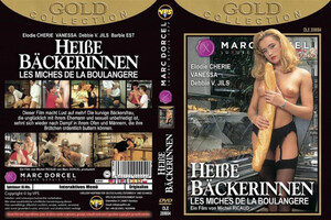 Naplona żona piekarza Marc Dorcel LES MICHES DE LA BOULANGERE GOLDCOLLECTION DVD 000049