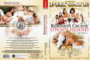 PRIVATE Robinson Crusoe On Sin Island Porno DVD 126389