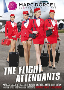 Marc Dorcel The Flight Attendants DVD 832773