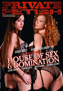 Sasha Grey PRIVATE HOUSE OF SEX and DOMINATION DVD 189990