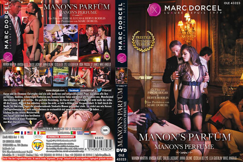 Noc rozpusty Marc Dorcel Manons Perfume DVD 433234